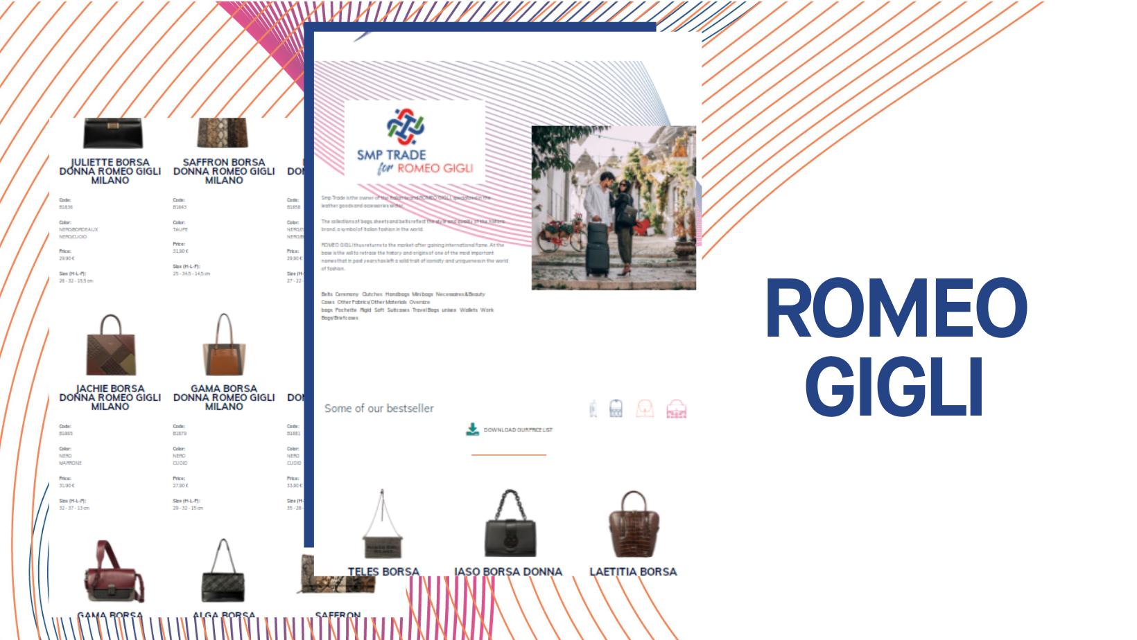 ROMEO GIGLI - mipelthedigitalshow.com
